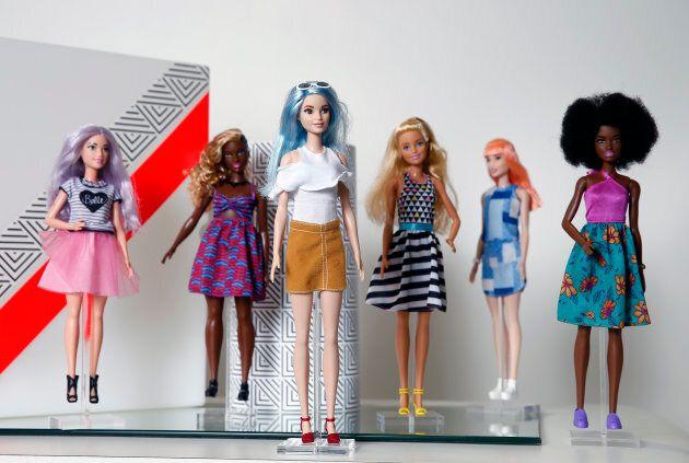 'Barbie Fashionistas' range.