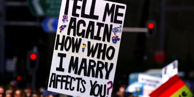 What To Do If The Marriage Equality Survey Has You