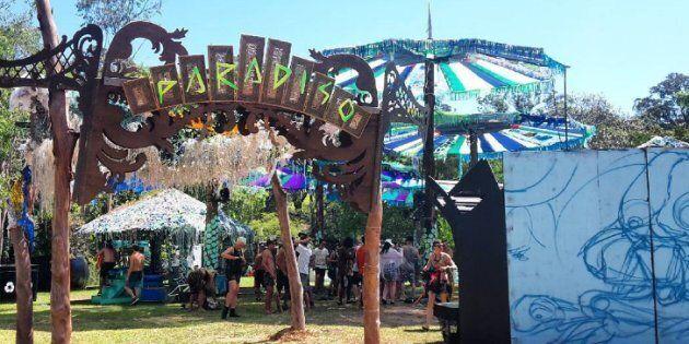 The Subsonic Music Festival near Barrington