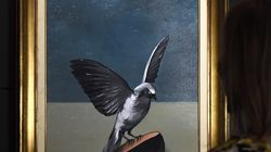Last Piece Of Missing Magritte Painting 'The Enchanted Pose' Found In