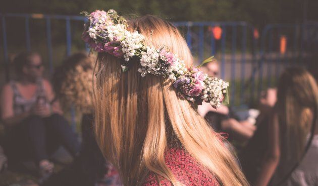 How To Make A Flower Crown: A Step-By-Step