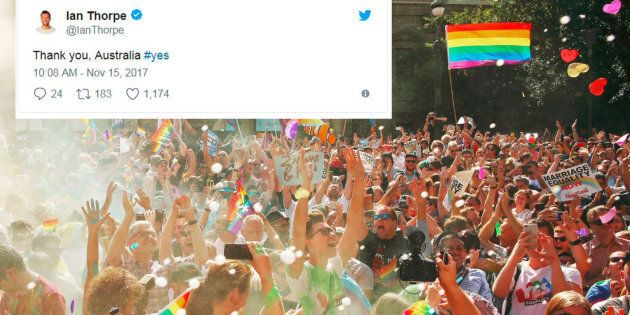 The Best Tweets From 'Yes' Voters As The Marriage Equality Vote Was