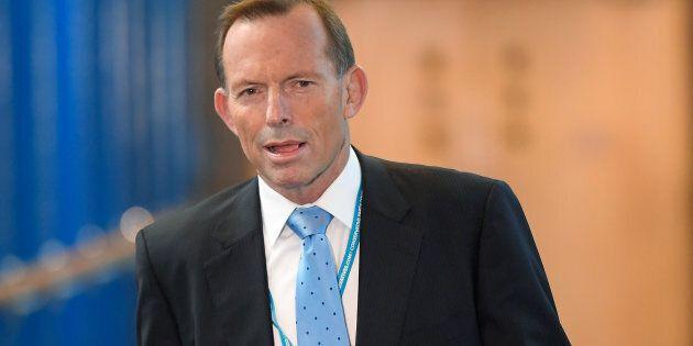 Tony Abbott: