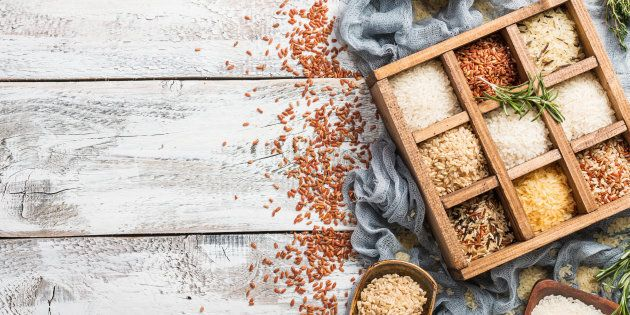 The Difference Between White, Brown And Red Rice | HuffPost