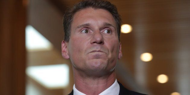 Cory Bernardi's South Australian voters overwhelmingly supported the Yes