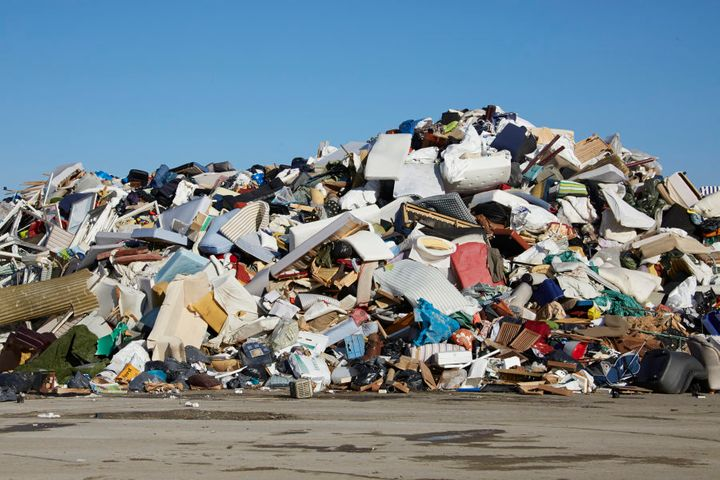 In New South Wales, 150,000 tons of textile waste goes to landfill every year.