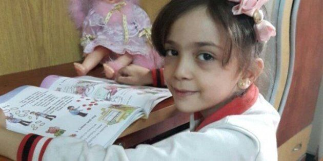 Where's Bana Alabed? The seven year old Syrian Girl's account has gone quiet.