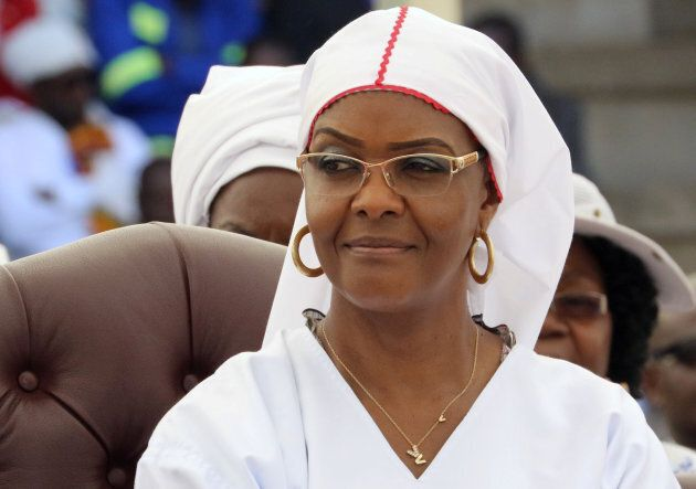 Grace Mugabe aspirations to succeed her husband as Zimbabwe's next President appear to be crumbling.