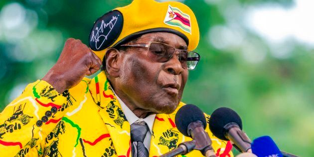 To the Western world, Mugabe was an evil despot but the end of his reign heralds an uncertain future for Zimbabwe's 16 million people.