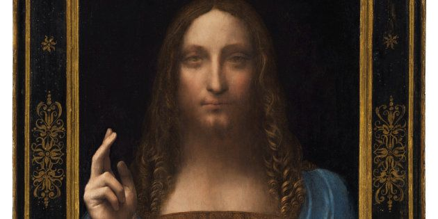 Long Lost Da Vinci Portrait Of Christ Sells For $600