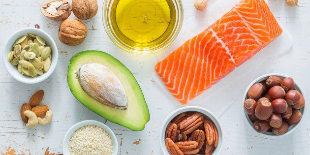 fat free diet side effects