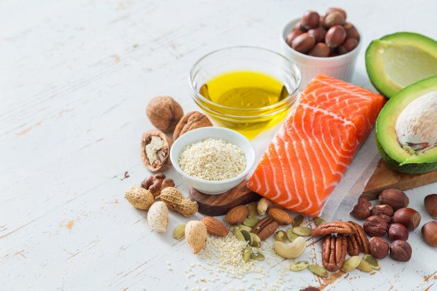These are all rich sources of healthy fats.