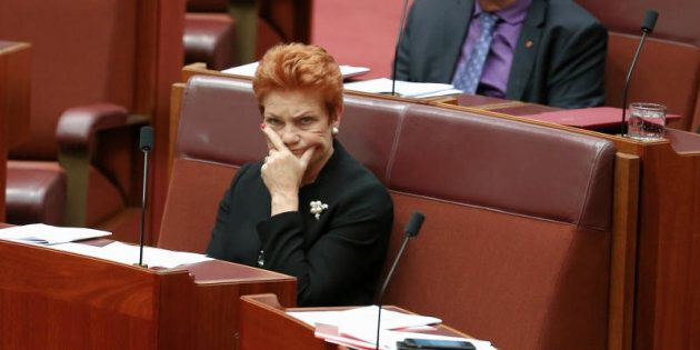 One Nation Leader Pauline Hanson says Rod