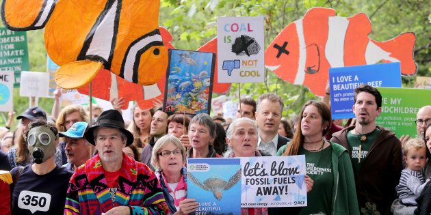 Protests around the country have pressured the government to change their mind about Adani mine