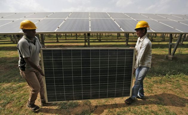 India's solar future is looking