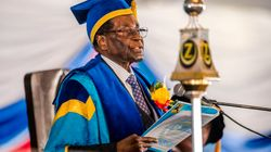 Zimbabwe President Robert Mugabe Shows Up At Uni After Military