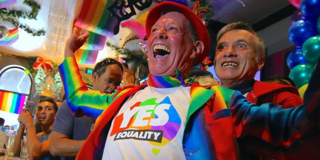 There are around 47,000 same-sex couples in