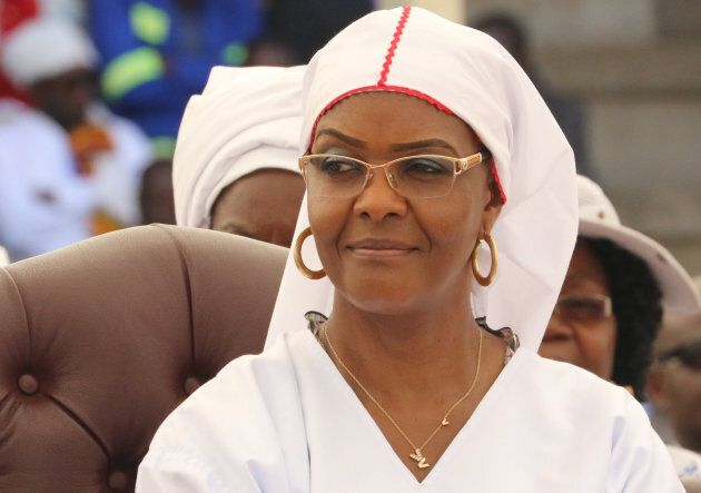 Zimbabweans are also calling for Mugabe's wife Grace Mugabe to step down from her government