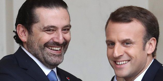 Saad al-Hariri announced his resignation on November