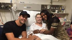 Beau Ryan Just Answered A Facebook Callout To Fulfil Girl's Dying Wish As She Fights