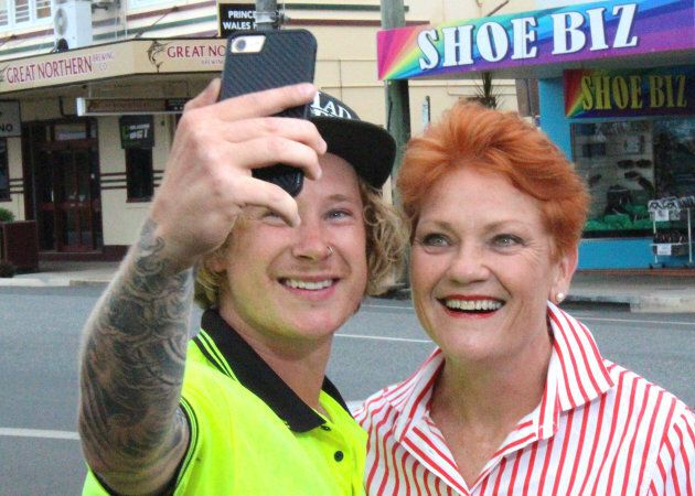 Pauline Hanson's One Nation may get around ten seats at the upcoming Queensland state