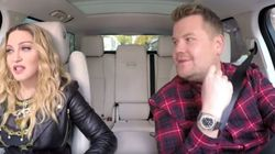 Madonna Gets Into The Groove By Twerking On 'Carpool