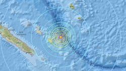 New Caledonia, Vanuatu Under Tsunami Threat After 7.0 Magnitude