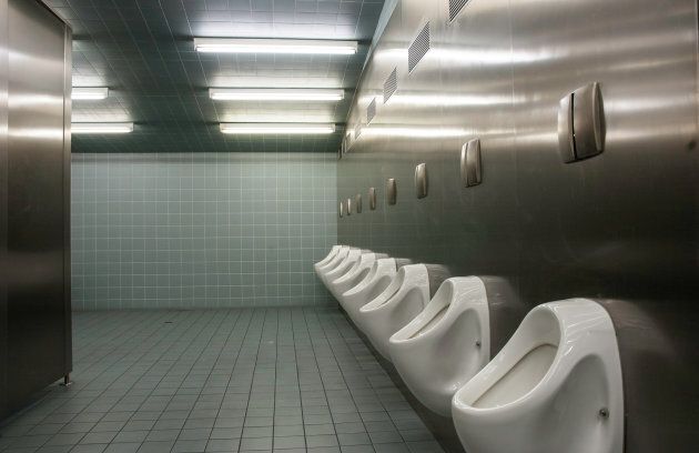 Some parents expressed concern about open urinals.