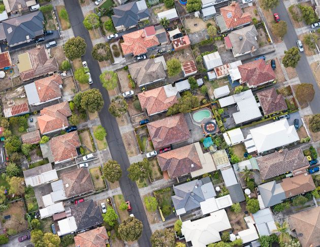 Australian homes keep getting bigger, even as our lots get
