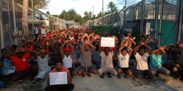 Australia And New Zealand Discuss Screening For Manus