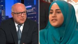 Q&A: George Brandis Locks Horns With Questioner Over Manus
