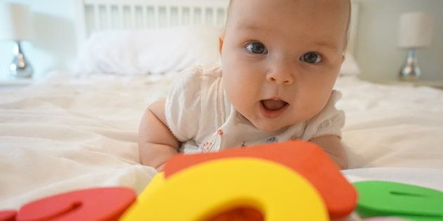 Babies Learn Words And Their Meanings Long Before They Can