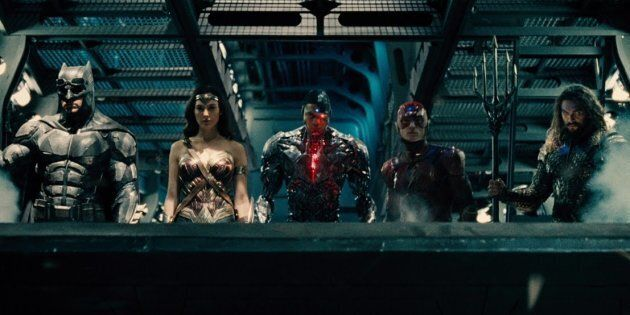 There May Be Hope For The DC Extended Universe But 'Justice League' Isn't