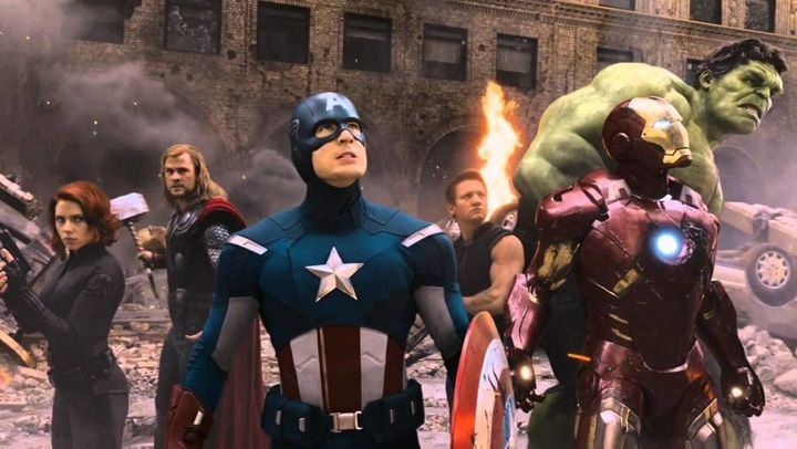 Joss Whedon presents: 'The Justice Le'- uh, rather 'The Avengers'.