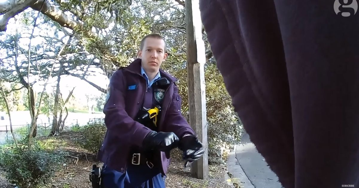 Man Who Swore At Cops Gets Off Because Court Rules 'F