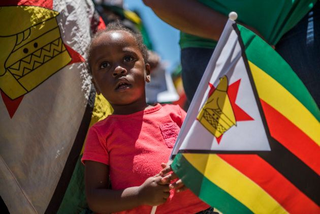 Zimbabwe Parliament Receives Motion To Remove