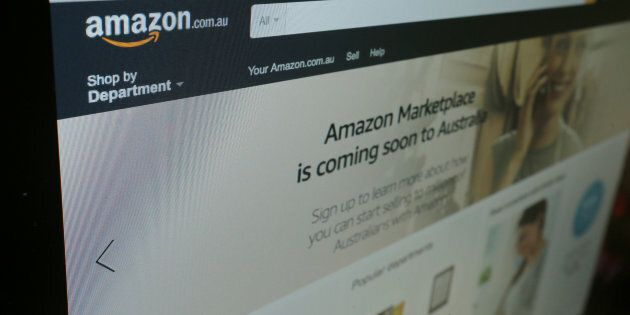 Amazon's online marketplace will open on