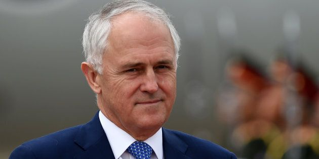 Turnbull has some good news for