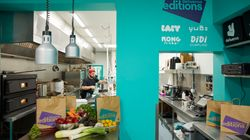 Deliveroo Kicks Off Australia's First 'Delivery Only' Restaurant In