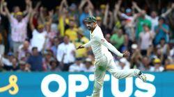 Watch: Moment Of Nathan Lyon Genius Swings Test Australia's