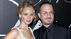 Jennifer Lawrence And 'Mother!' Director Darren Aronofsky