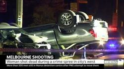 Police Try To Unravel Story Of Fatal Shooting, Carjackings And Car