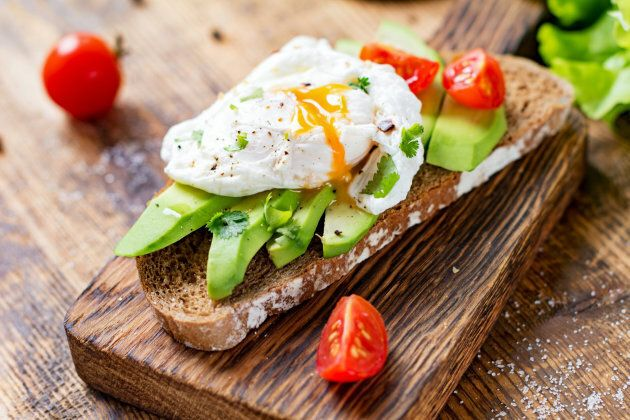 Health experts recommend balanced breakfasts like