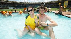There Was A Gabba Pool Proposal At The Ashes