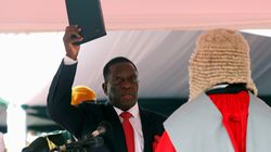 Thousands Celebrate As New Mnangagwa Sworn In As Zimbabwe's New