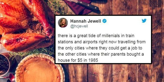 10 Tweets About Thanksgiving Even Non-Americans Will