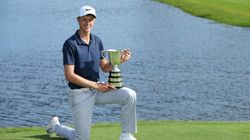 GOLF: Stunned Davis Wins Australian Open After Day Blows