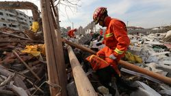 Huge Blast In China's Ningbo City Kills At Least 2, Cause