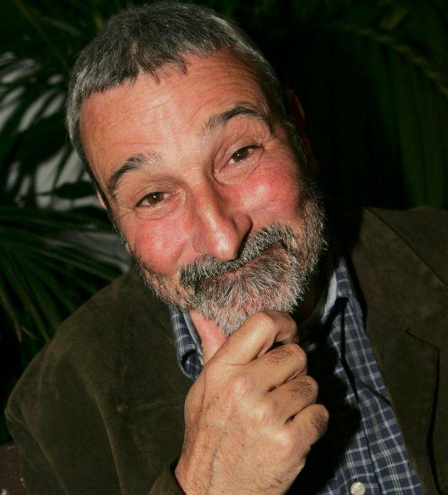 Celebrity gardener Don Burke has