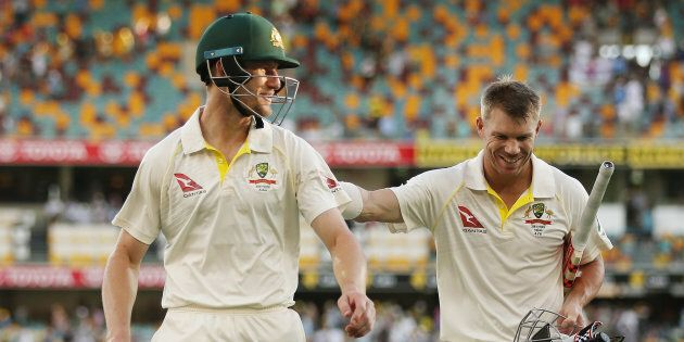 Dave Warner, like the selectors, is only too happy to push the career of Cameron Bancroft